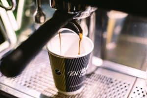 takeaway coffee in Torquay